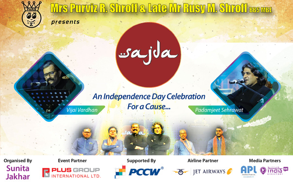 Sajda – An Evening Of Poetry and Soulful Bollywood Music