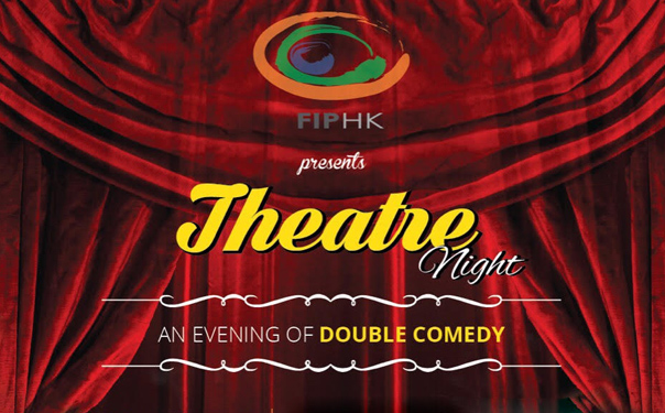 Theatre Night: An Evening of Double Comedy